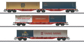 Märklin 47810 H0 Containerwagen-Set DB AG, VI