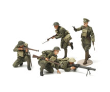 1:35 WWI British Infantrie Fig.-Set (5)