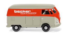 WIKING VW T1 Kastenwagen Becker Autoradio